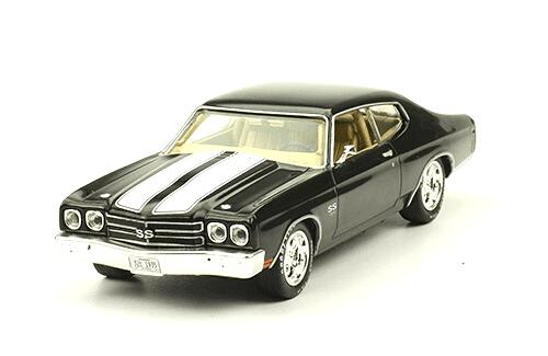 Chevrolet Chevelle SS 1970 1:43 grandes autos memorables