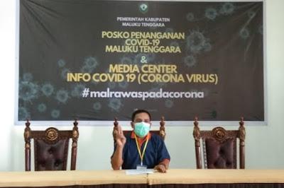 Tim Gugus Tugas Percepatan Penanganan Covid 19 Maluku Tenggara, Abdulah Aziz