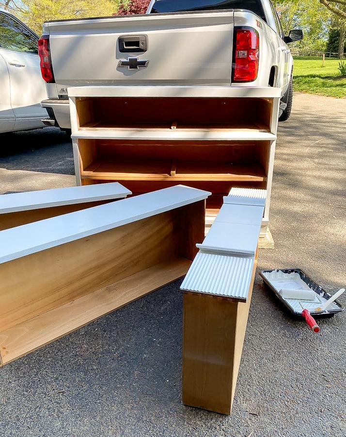 Priming Dresser