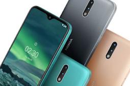 Nokia Rilis Smartphone 2.3 dan di Klaim mempunyai daya tahan Baterai sampai dua hari