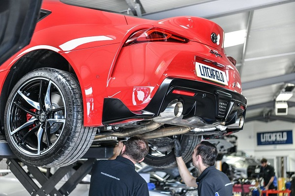 Litchfield Motors Toyota GR Supra