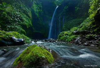 Waterfall tour lombok utara