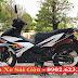 Mẫu sơn xe máy Exciter 150 tem đấu Redbull cực đẹp