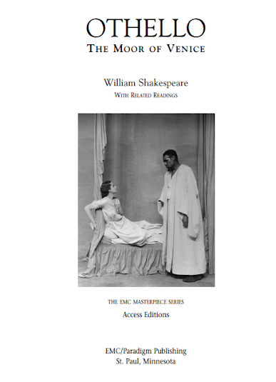 Othelo By William Shakespeare