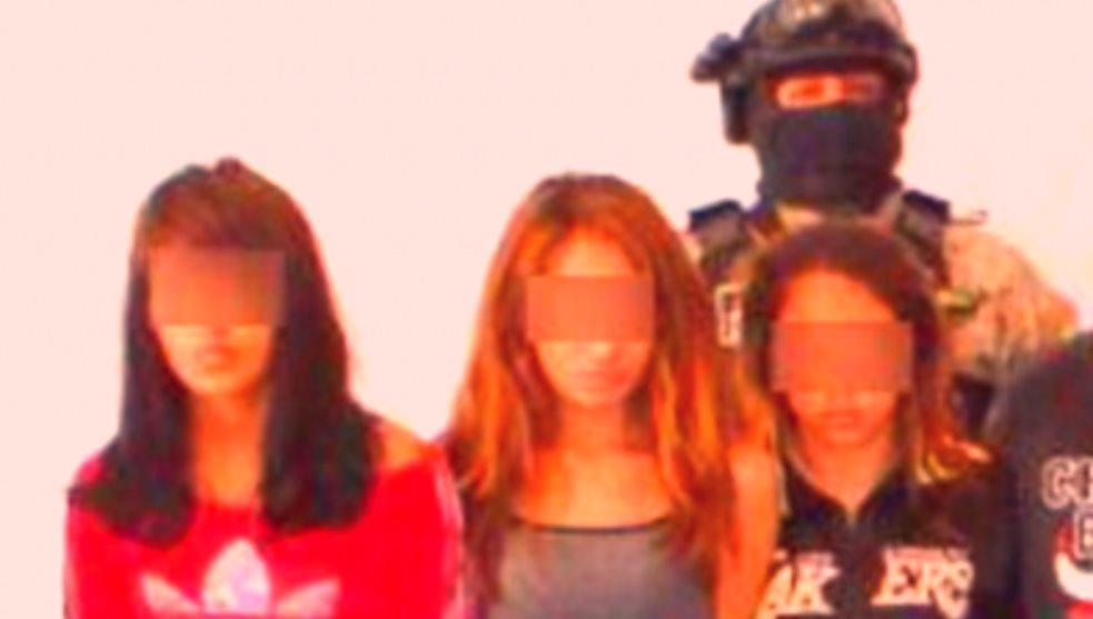 """""""Ya no hay códigos"""", Las niñas del Cártel Jalisco Nueva Generación... ¿por qué """"El Mencho"""" recluta a menores para su organización criminal?"""