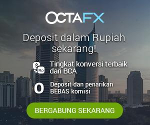OctaFX Deposit Bank Lokal