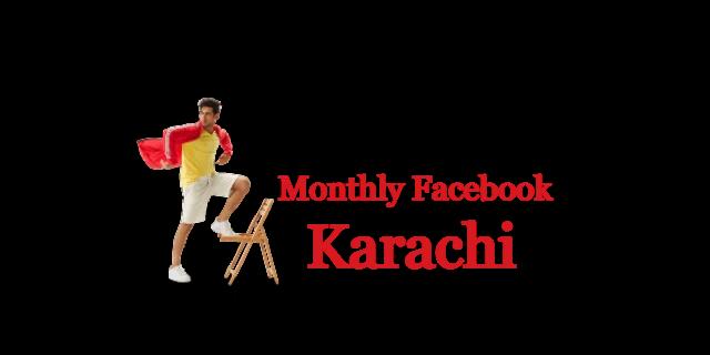 Karachi Monthly Facebook