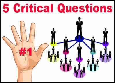 Network Marketing-এ ৫টি খতরনাক প্রশ্নের উত্তর | Answering 5 Critical Questions in Network Marketing | Network marketing success