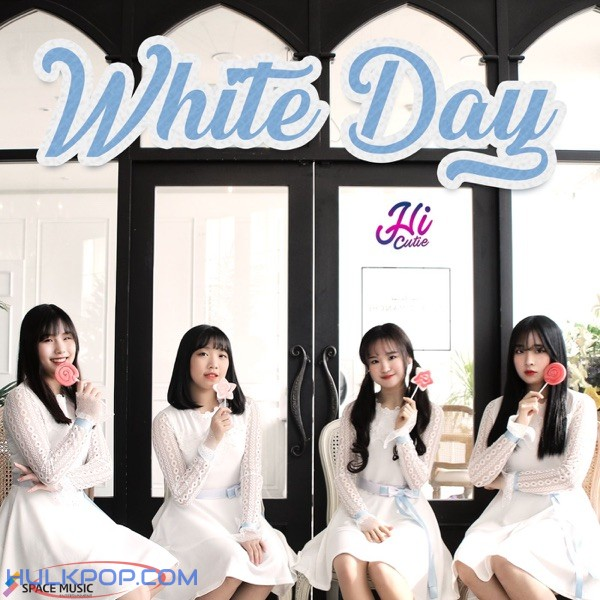 HI CUTIE – White Day – Single