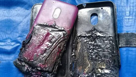 consumidora sera indenizada explosao celular paraiba