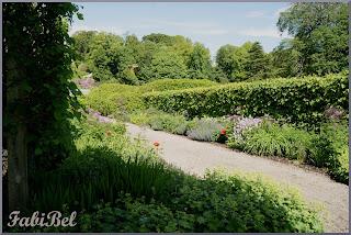 jardin écossais scotish garden