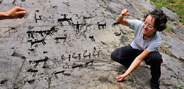 Meet the archaeologists making ancient rock art into 3D reality