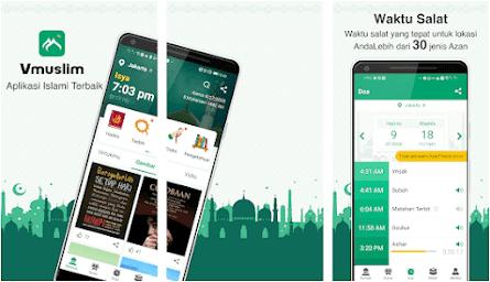 Aplikasi Adzan Otomatis - Muslim Prayer Times