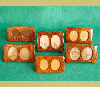 Рамочки Фигурные для Двух Фотографий кап, общая, фото 2