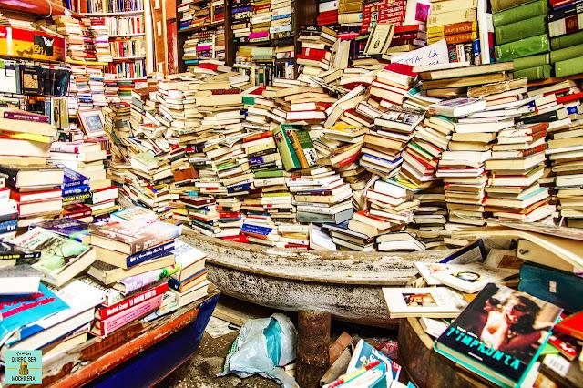 Librería Acqua Alta, Venecia