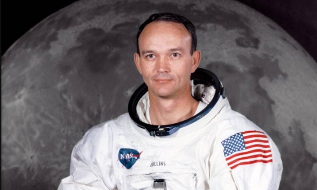 Morre Michael Collins, piloto da Apollo 11, aos 90 anos