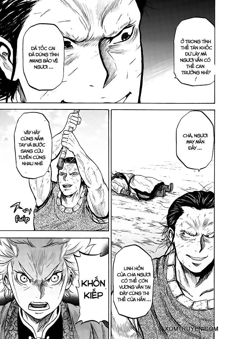 Horizon (okada takuya) chap 34 trang 7