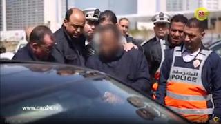 Taroudantpress - تارودانت بريس :شاهد.. إعادة تمثيل جريمة قتل مواطن مغربي من طرف شريكه المصري