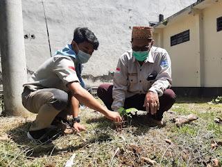 Hari Bumi Sedunia, Tanam 1000 Pohon Dan Donor Darah Massal