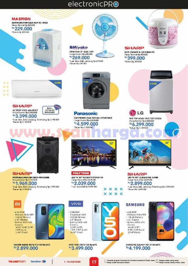 Katalog Carrefour Promo Elektronik 1 14 Juli 2020 Scanharga