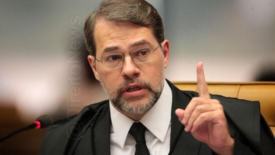 toffoli vota contra reconhecimento unioes estaveis