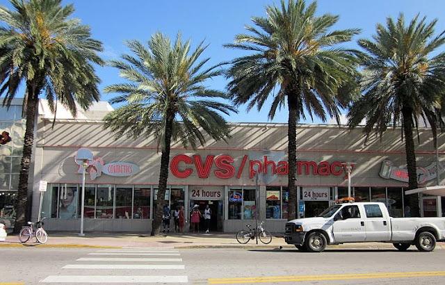 Mais detalhes sobre a farmácia CVS em Miami