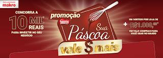 Participar da promoção Nestlé Páscoa 2016