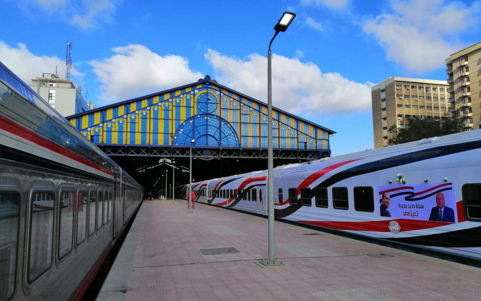 أسعار ومواعيد القطارات من القاهره الي أسوان 2021