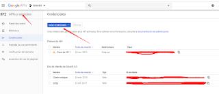 Cómo crear una clave API de Google Drive
