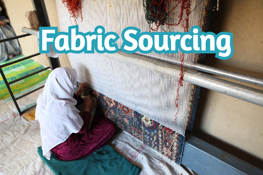 fabric sourcing task