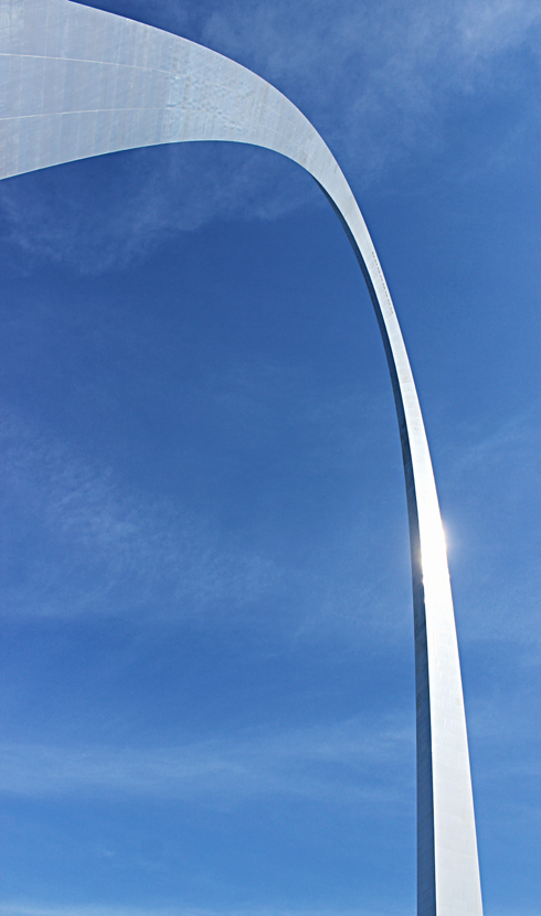 St. Louis Gateway Arch Observation Deck