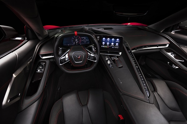 Chevrolet Corvette Stingray 2020 Interior