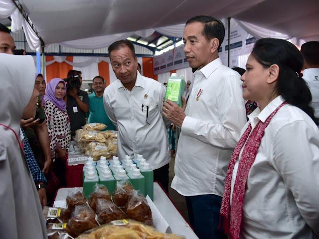 Agak Janggal Ya Jokowi Kunker Presiden, tapi Beli Sabun 2 Miliar Pakai Dana Kampanye