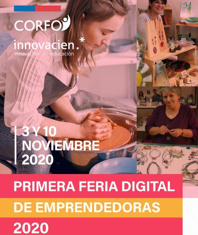 Feria Digital de Emprendedoras