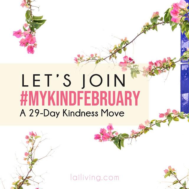 #MyKindFebruary lailiving