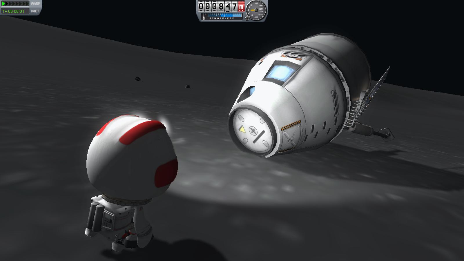 kerbal space program mun lander - photo #30