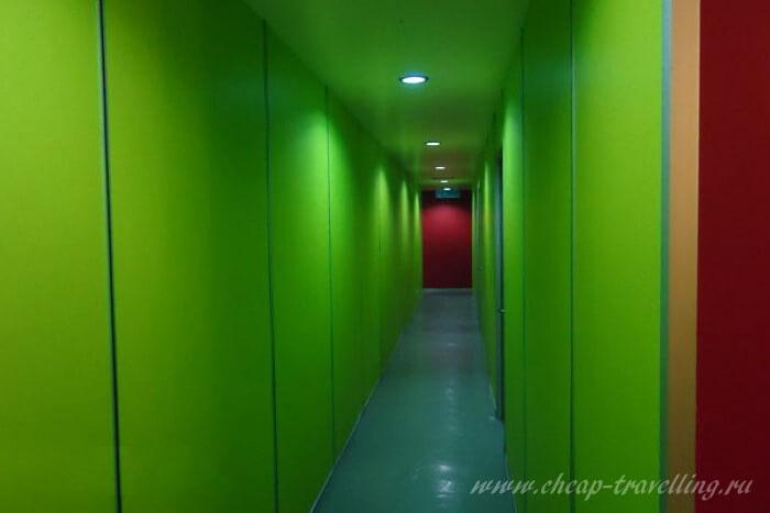 креативный коридор