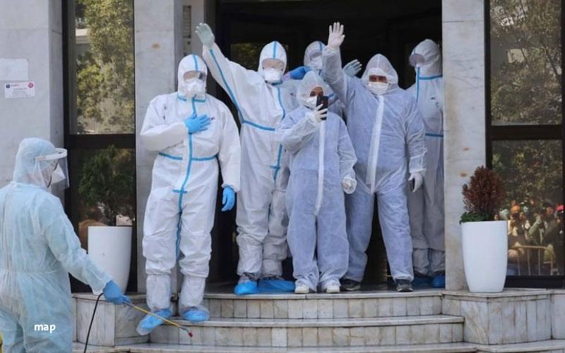 حالات الشفاء من الفيروس ترتفع إلى 1055 حالة بالمغرب