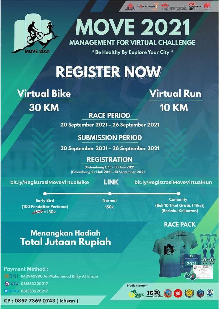 UISI MOVE Virtual Challenge • 2021