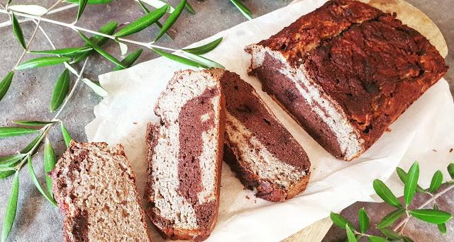 BANANA BREAD CHOCOLAT VANILLE HEATHY