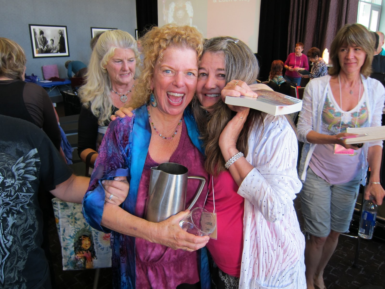 Four Fabulous Days With Energy Healer Donna Eden Soul
