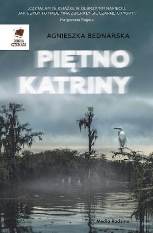 Piętno Katriny - Agnieszka Bednarska