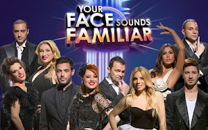 your face sounds familiar επεισοδιο 5
