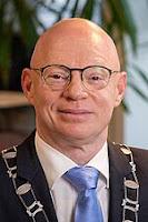 Burgemeester Gilbert Isabella