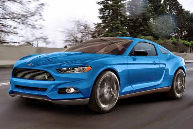 2018 Voiture Neuf ''2018 Ford Mustang'', Photos, Prix, Date De sortie, Revue, Concept
