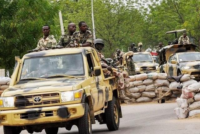 Three Dead As Gunmen Attack  Army's Checkpoint In Delta