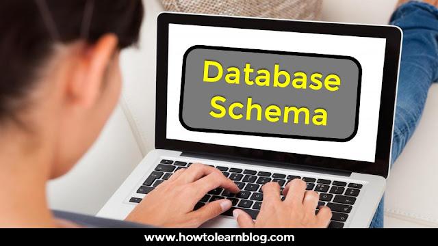What is Database Schema?