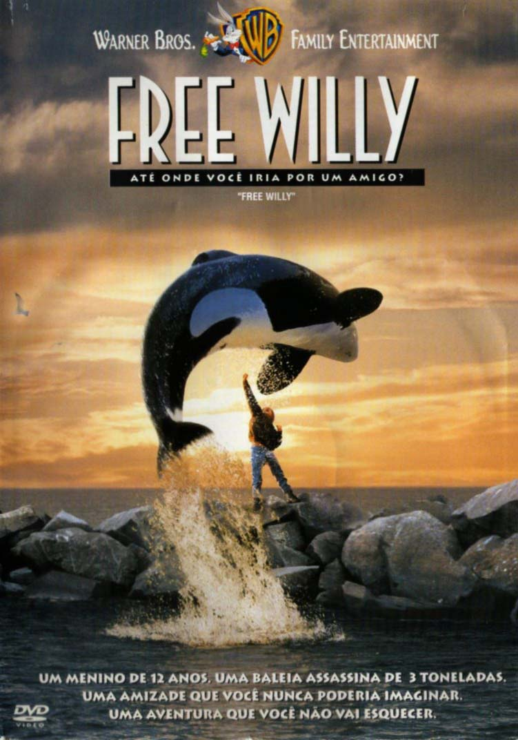 Free Willy Torrent Download – BluRay 720p e 1080p Dual Áudio