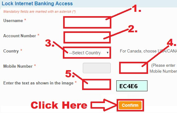 deactivate sbi internet banking