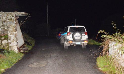 Στο 34ο χιλιόμετρο της Εθνικής Οδού Ιωαννίνων – Κακαβιάς (στο ύψος του Καλπακίου), συνελήφθη από αστυνομικούς του Τμήματος Αλλοδαπών της Υποδιεύθυνσης Ασφάλειας Ιωαννίνων ημεδαπός, για διευκόλυνση μεταφοράς προς το εσωτερικό της χώρας τεσσάρων παράτυπων μεταναστών.